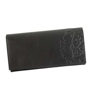 DIESEL(ディーゼル) 長財布 X04765 T8013 BLACK - 拡大画像