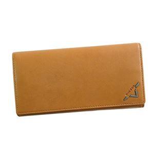 DIESEL(ディーゼル) 長財布 X05241 T2335 CARAMEL CAF - 拡大画像