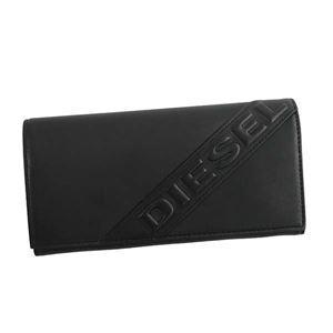 DIESEL(ディーゼル) 長財布 X05366 T8013 BLACK - 拡大画像