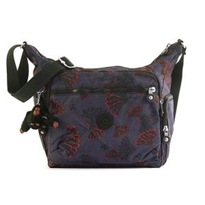 Kipling(キプリング) ナナメガケバッグ K15255 T27 FLORAL NIGHT
