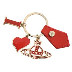 Vivienne Westwood(ヴィヴィアンウエストウッド) キーリング 82030009 H401 RED
