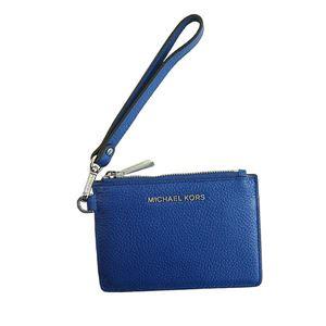 Michael Kors(マイケルコース) 小銭入れ 32T7SM9P0L 446 ELCTRIC BLUE