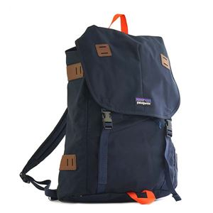 patagonia(パタゴニア) バックパック 47956 NPTR NAVY BLUE W/PAINTBRUSH RED - 拡大画像