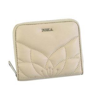 Furla(フルラ) 2つ折小銭付き財布 PZ68 V89 VANIGLIA d - 拡大画像