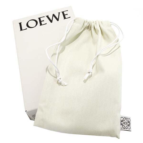 Loewe(ロエベ) ラウンド長財布 122N01.F13 1100 BLACK