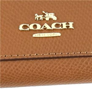 Coach Factory(コーチ F) ラウンド長財布 54007 IMSAD