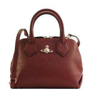 Vivienne Westwood(ヴィヴィアンウエストウッド) ハンドバッグ 42010026 I401 BURGUNDY