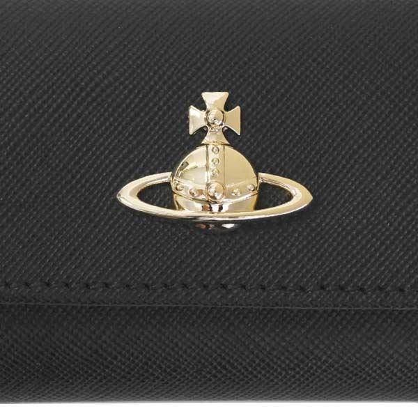 Vivienne Westwood(ヴィヴィアンウエストウッド) キーケース 51120007 N401 BLACK