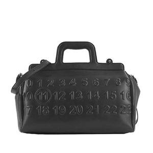 Maison Margiela(メゾン マルジェラ) ハンドバッグ S56WD0063 T8013 BLACK - 拡大画像