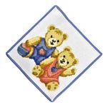 Feiler(フェイラー) タオル  TEDDY KIDS 205 BLUE