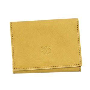 IL Bisonte(イルビゾンテ) 3つ折小銭付き財布 C0593/M 978 SPUMA - 拡大画像