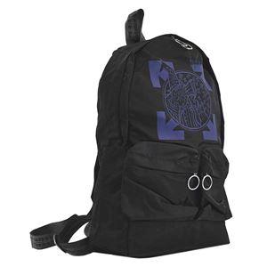 OFF-WHITE(オフホワイト) バックパック OMNB003F19E48017 1030 BLACK BLUE - 拡大画像
