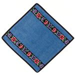 Feiler(フェイラー) タオル ANEMONE BLACK 205 BLUE