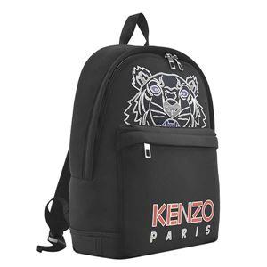KENZO(ケンゾー) バックパック  FA55SF300F22 99 BLACK - 拡大画像