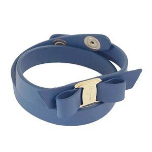 Ferragamo(フェラガモ) ブレスレット 762254 676621 BLUES STONE OTT OROCH
