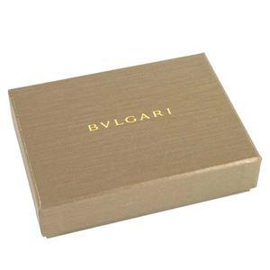 Bvlgari(ブルガリ) 名刺入れ 283723 BE LINEN AGATE