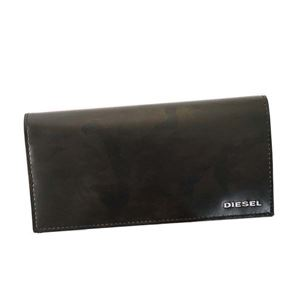 DIESEL(ディーゼル) フラップ長財布  X04976 H5760 OLIVE NIGHT/MILITARY CAMOU