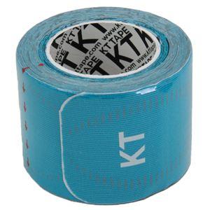 KT TAPE PRO(KTテーププロ) ロールタイプ 15枚入り ブルー (キネシオロジーテープ テーピング) - 拡大画像
