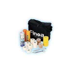Finoa(フィノア) トレーナーズバッグ・キット(ブラック) 950