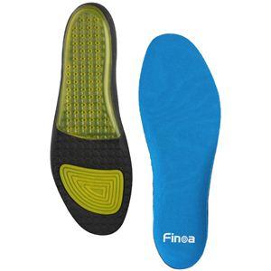Finoa(フィノア) インパクト 男性用インソールM (25 〜 26.5 cm ) 32072 (靴の中敷き) - 拡大画像