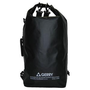バイタルジャパン GERRY(ジェリー) ドライバック GE5012 ブラック - 拡大画像