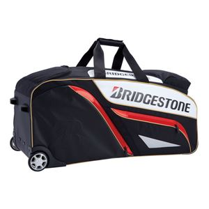 BridgeStone(ブリヂストン) トーナメントバッグ TRB210 ブラック - 旅行グッズ特集
