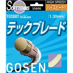 GOSEN(ゴーセン) テックガット テックブレード SS606NA