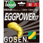 GOSEN(ゴーセン) エッグパワー17 イエロー TS101Y