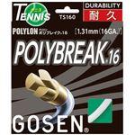 GOSEN(ゴーセン) ポリブレイク16 TS160W