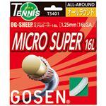 GOSEN(ゴーセン) オージー・シープ ミクロスーパー16L TS401W
