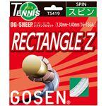 GOSEN(ゴーセン) オージー・シープ レクタングルゼット TS419W