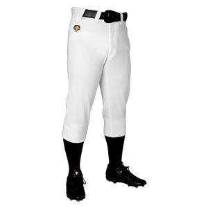 デサント(DESCENTE) ジュニアユニフィットパンツ レギュラーパンツ (野球) JDB1010P Sホワイト 150 - 拡大画像