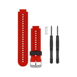 GARMIN(ガーミン) ベルト交換キットFAx3x用 RedBlack 1125198