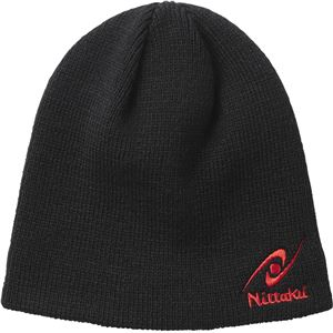 ニッタク(Nittaku) ニット帽 NL9203 ブラック