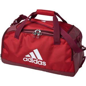 adidas(アディダス) EPS チームバッグ 33 カラー:スカーレット/カレッジエイトバーガンディ