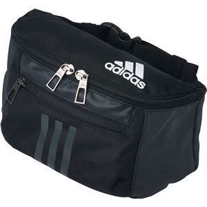 adidas(アディダス) EPS ウエストバッグ カラー:ブラック/ブラック