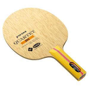 ヤマト卓球 VICTAS(ヴィクタス) シェイクラケット QUARTET SFC ST(カルテット SFC ストレート) 026575