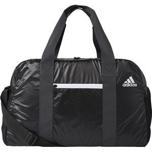 adidas(アディダス) パッカブル ボストンバッグ ブラック NS DMD19