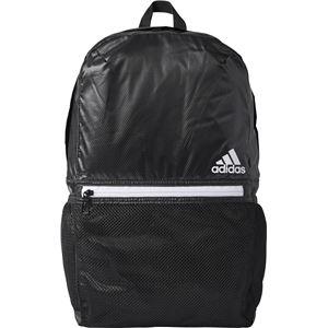 adidas(アディダス) パッカブル バックパック ブラック NS DMD20