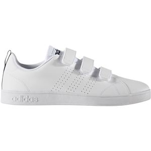 adidas(アディダス) NEO VALCLEAN2 CMF AW5211 ランニングホワイト×ランニングホワイト×カレッジネイビー 24.0cm