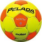 モルテン(Molten) サッカーボール3号球 ペレーダトレーニング 蛍光イエロー×蛍光オレンジ F3P9200LO
