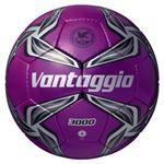 モルテン(Molten) サッカーボール4号球 ヴァンタッジオ3000 メタリックパープル×ブラック F4V3000VK