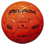モルテン(Molten) サッカーボール5号球 ペレーダ4000 蛍光オレンジ F5P4000O