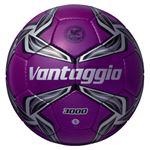 モルテン(Molten) サッカーボール5号球 ヴァンタッジオ3000 メタリックパープル×ブラック F5V3000VK