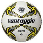 モルテン(Molten) 軽量サッカーボール5号球 ヴァンタッジオ3060軽量 シャンパンシルバー×イエロー F5V3060LY