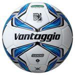 モルテン(Molten) サッカーボール5号球 ヴァンタッジオ5000芝用 スノーホワイト×ブルー F5V5000