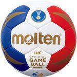 モルテン(Molten) ハンドボール2号球 ヌエバX3200フランス H2X3200M7F