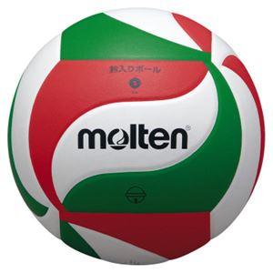 モルテン(Molten) バレーボール5号球 鈴入りボール V5M9050