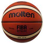 【モルテン Molten】 バスケットボール 【6号球】 天然皮革 国際公認球 JBA検定球 BGL6X 〔運動 スポーツ用品〕