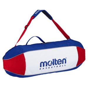 モルテン(Molten) ボールバッグ バスケットボール3個入れ EB0053
